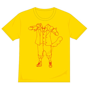 「GOOD TIMES」Tシャツ(デイジー/ホワイト)