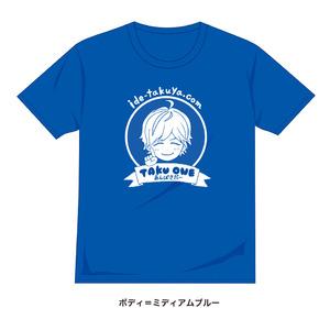TAKU ONE あんばさだ~Tシャツ(直筆サイン入り生写真付き)