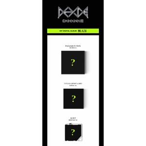 【販売終了/10月17日開催/3部】DO HAN SE 1ST DIGITAL ALBUM [BLAZE] KiT ALBUM【オンライン握手会対象】