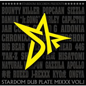 STARDOM DUB PLATE MIXXX VOL.1