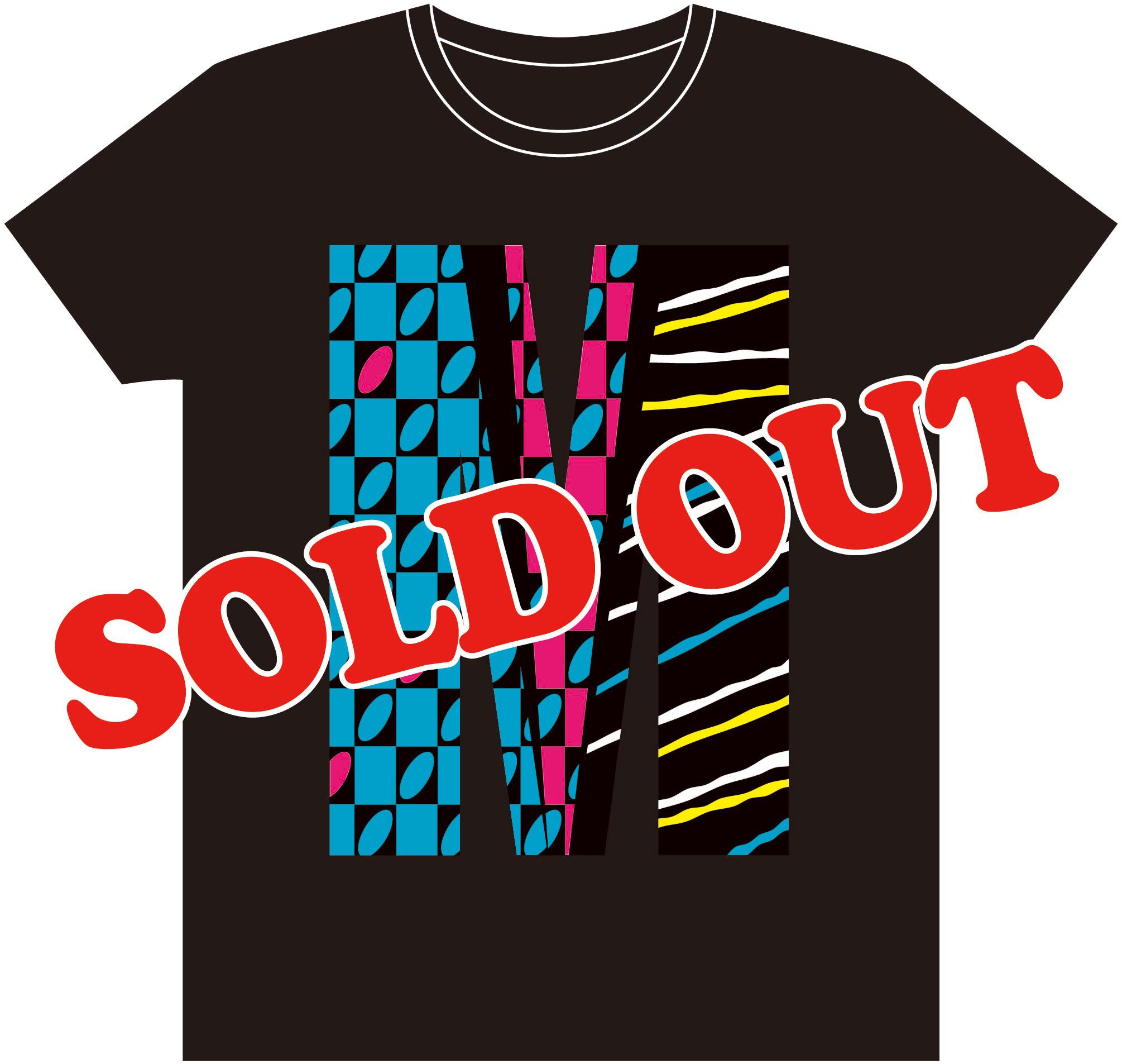 M Tshirt(black)