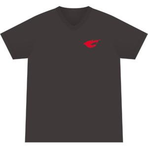 RADIO JACK Tシャツ・ブラック
