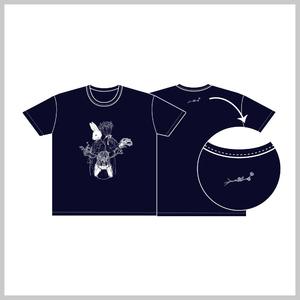 Tシャツ「四月のおもてなし」