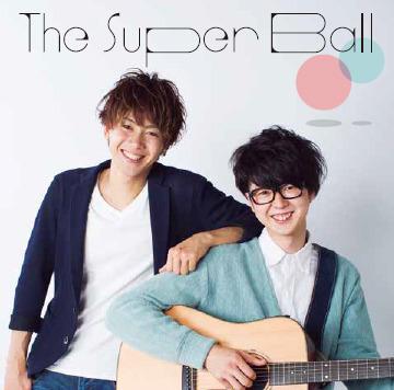 1stミニアルバム「The Super Ball」+【特典】DVD「ふたつのかげ」MV