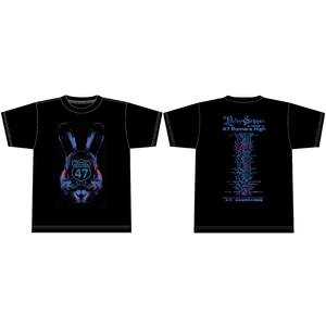 「47 Runners High」TシャツBK