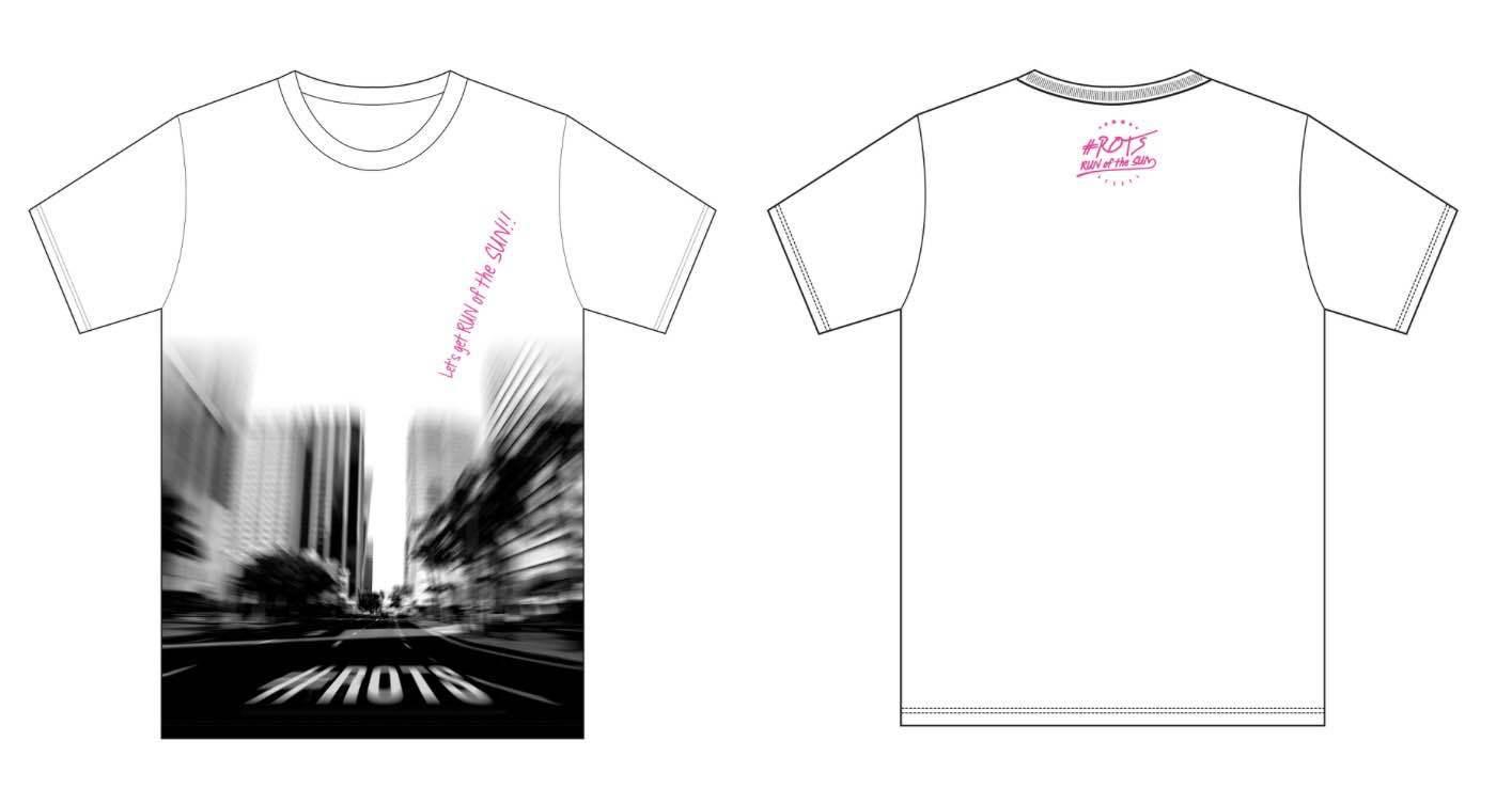 #ROTS Tシャツ