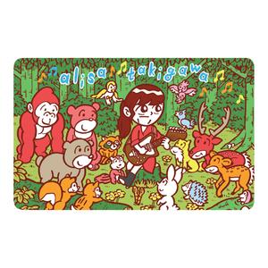 ナカGコラボ☆カードステッカー