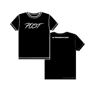 POST Tシャツ(ブラック)