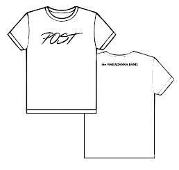 POST Tシャツ(ホワイト)