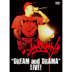 ANARCHY / DREAM AND DRAMA LIVE![RRTV-0003]