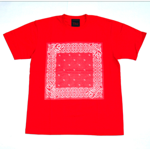 R-RATED BANDANA S/S Tee RED[RRRW-0006]