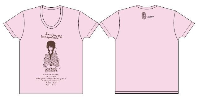 恋愛シンドロームTシャツ