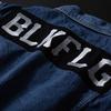 BLKFLG × MAGIC STICK 限定コラボデニムベスト