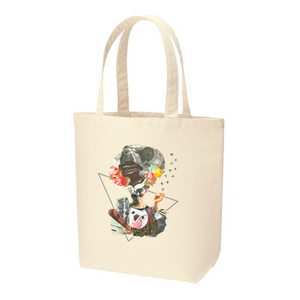 TAK-Z × MUTANT  Canvas Tote Bag