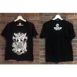 スカオティックTシャツ(ブラック)