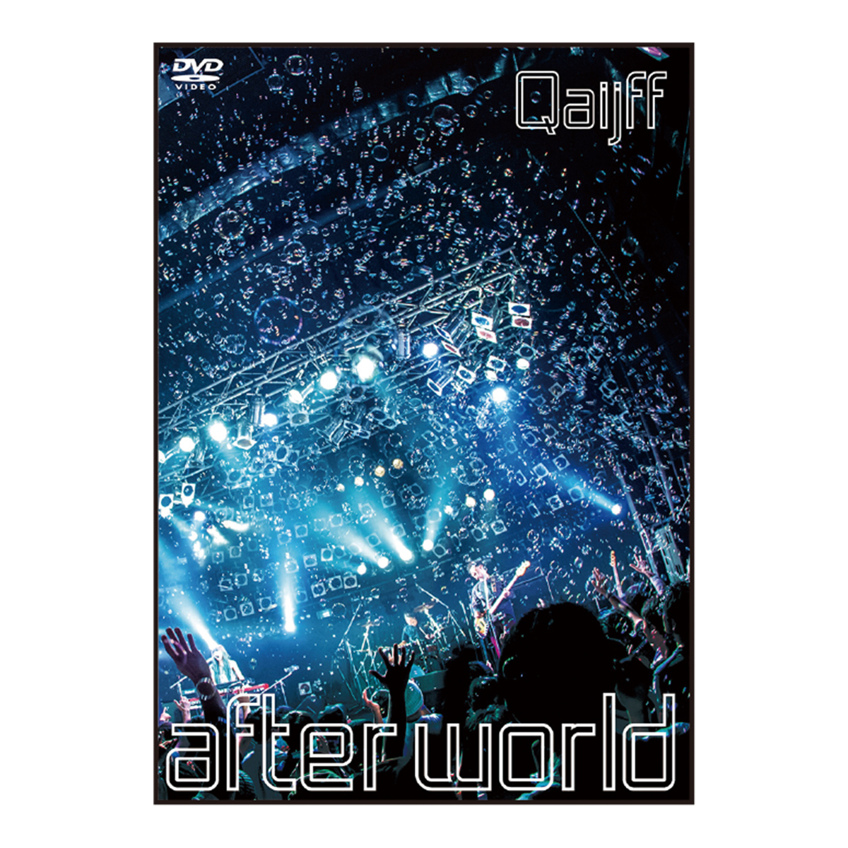 LIVE DVD「after world」
