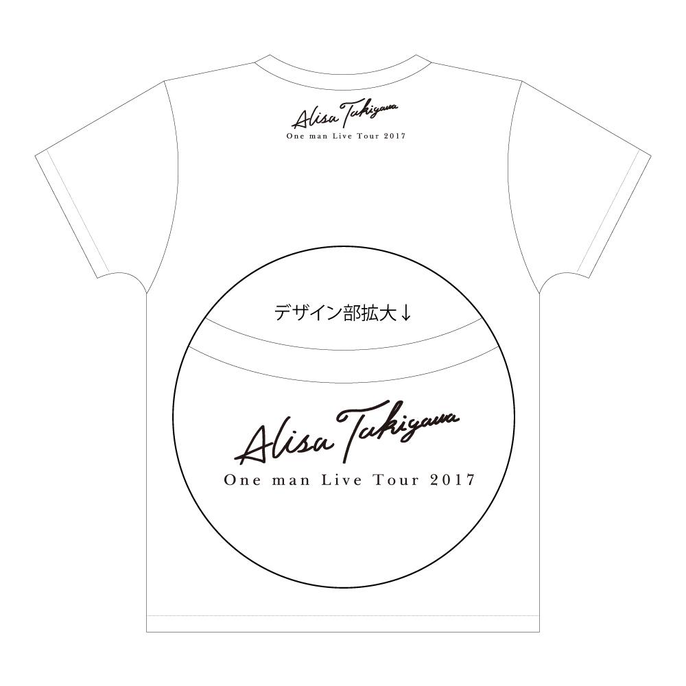 """""""at film.""""ツアーTシャツ"""