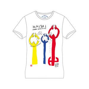 HUB CLUB限定 Tシャツ