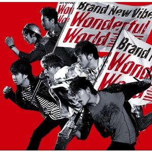 6/21発売 ニュー・シングル「Wonderful World」