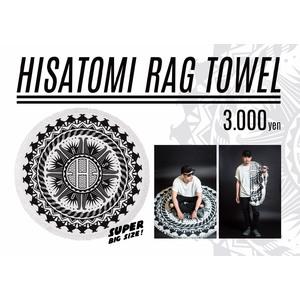 HISATOMI RAG TOWEL