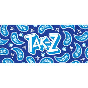 TAK-Z PAISLEY TOWEL (BLUE)