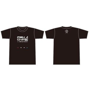 Fish&Chips×リアニ10コラボTシャツ