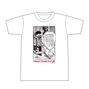 MUKAI×リアニ10コラボTシャツ