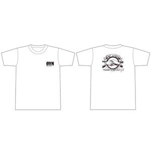 Ota-nation×リアニ10コラボTシャツ(ホワイト)