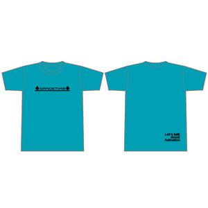 spacetime×リアニ10コラボTシャツ