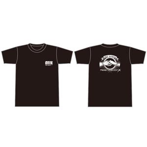 Ota-nation×リアニ10コラボTシャツ(ブラック)
