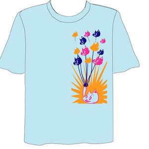 新Tシャツ バルーンTシャツ