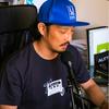 WAKADANNA Mix Tape T-shirt (ネイビー)