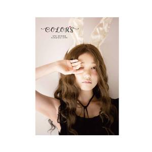 AYA UCHIDA Complete LIVE ~COLOR,S~ パンフレット