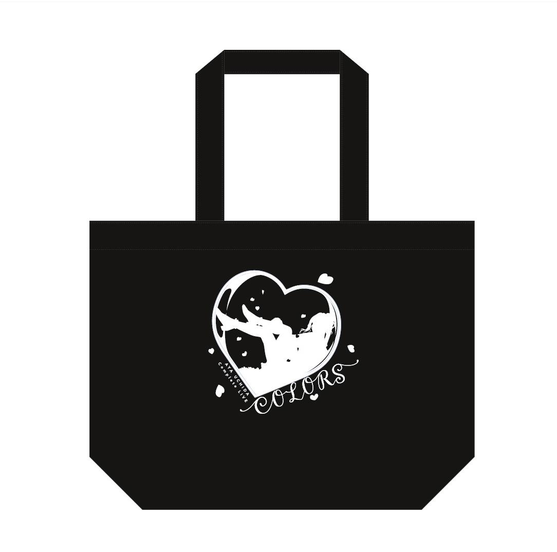 AYA UCHIDA Complete LIVE ~COLOR,S~ 不織布ショッピングバッグ