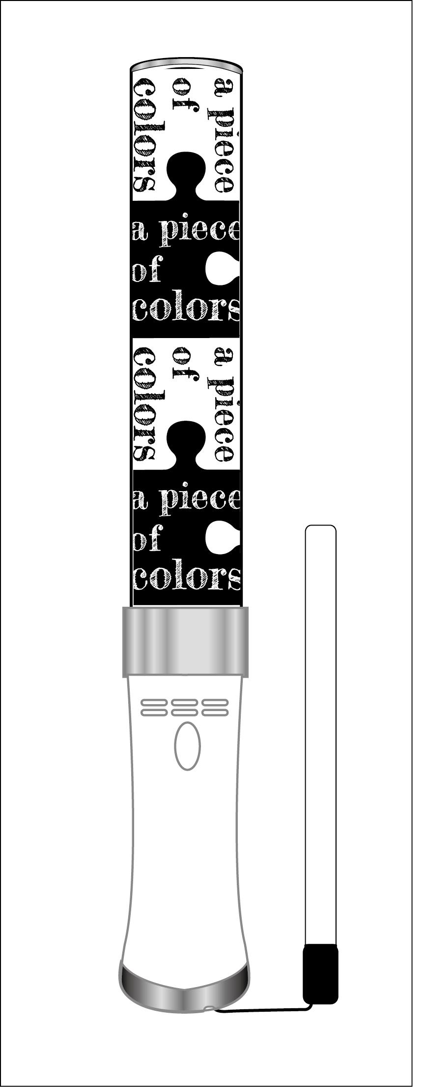 AYA UCHIDA LIVE TOUR 2016 ~a piece of colors~ LEDペンライト