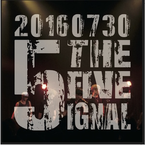 2016/07/30開催「THE FIVE」DVD