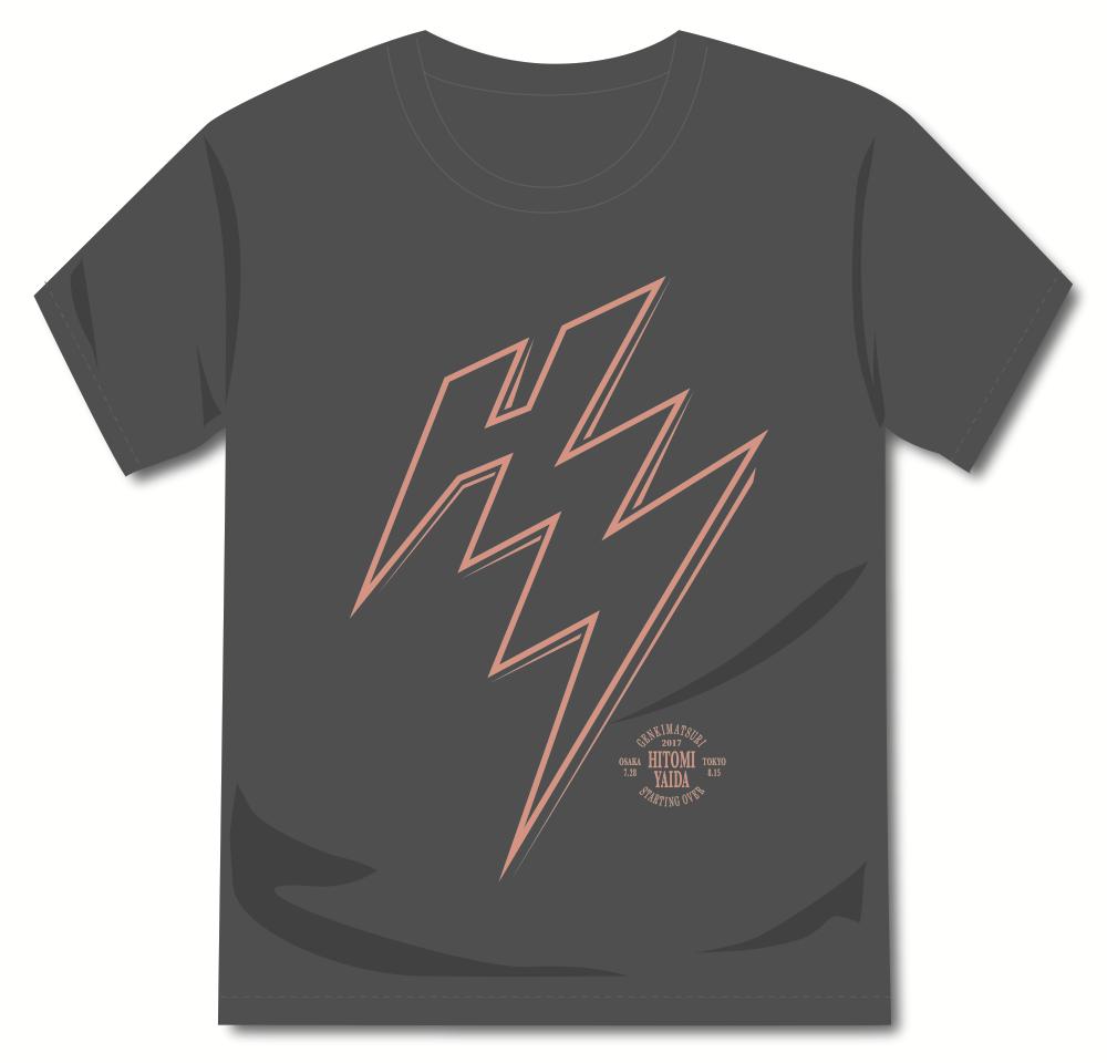 デザインTシャツ(スモークサンダー)