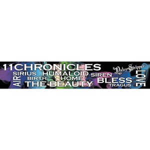 TOUR「11CHRONICLES」タオルBK