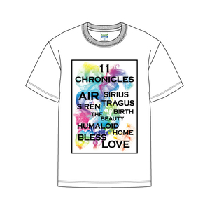 TOUR「11CHRONICLES」TシャツWT