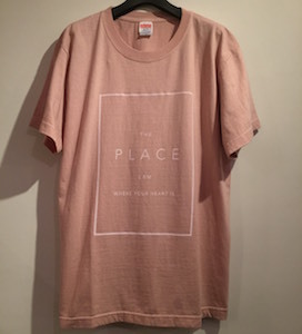 "T-Shirt PINK (one size only ""M"")"