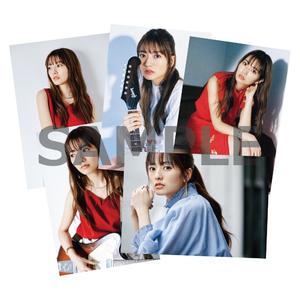 """Summer Parade""ツアー生写真 【B】(5枚セット)"