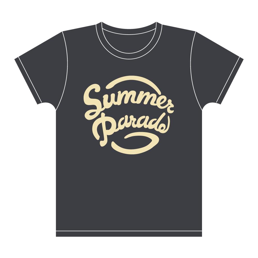 """""""Summer Parade""""ツアーTシャツ"""