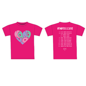 Kana-yoTシャツ(ピンク)