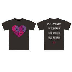 Kana-yoTシャツ(ブラック)
