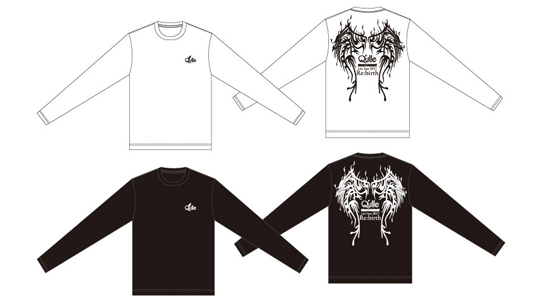 3周年記念ロンTシャツ