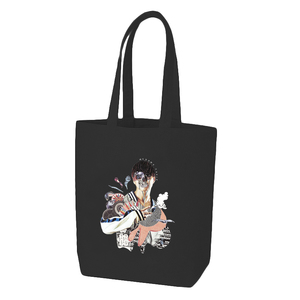 TAK-Z Canvas Tote Bag