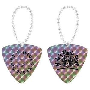 Hide's Music Story Pick Key Charm(Sparkling)