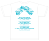 Hide's Music Story T-shirts (White)