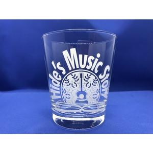 Hide's Music Story Original Glass (White)