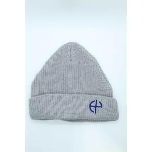 ニット帽(グレー)